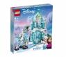 Lego Disney: Magiczny lodowy pałac Elsy (43172) Wiek: 6+