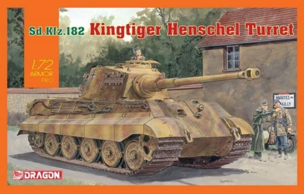 King Tiger Henschel (7558)