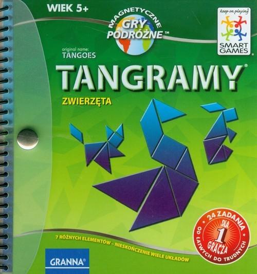 Smart Tangramy Zwierzęta (00158)