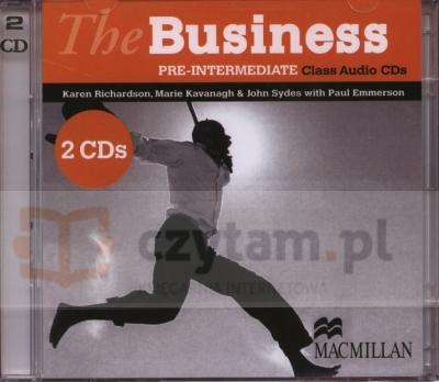 The Business Pre-Inter Class CD (2) Karen Richardson, Marie Kavanagh, John Sydes, Paul Emmerson