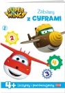 Super Wings Zabawy z cyframi