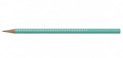 Ołówek Sparkle turkusowy Faber-Castell (118358)