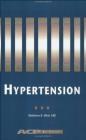 Hypertension M Weir