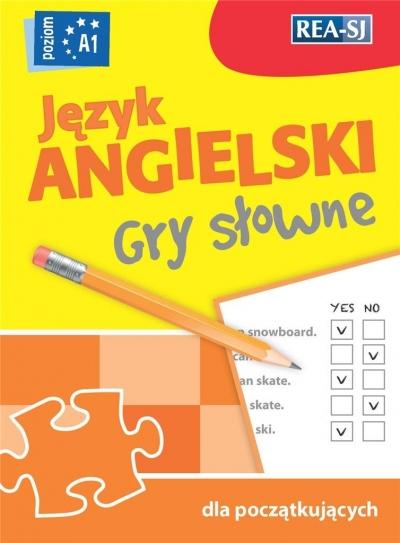 Język angielski gry słowne. Poziom A1 Smith-Dluha Gabrielle