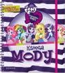 My Little Pony Equestria girls Księga mody  (04587)