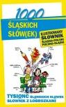 1000 śląskich słów(ek) Ilustrowany słownik polsko-śląski śląsko-polski Sokół-Galwas Ewelina