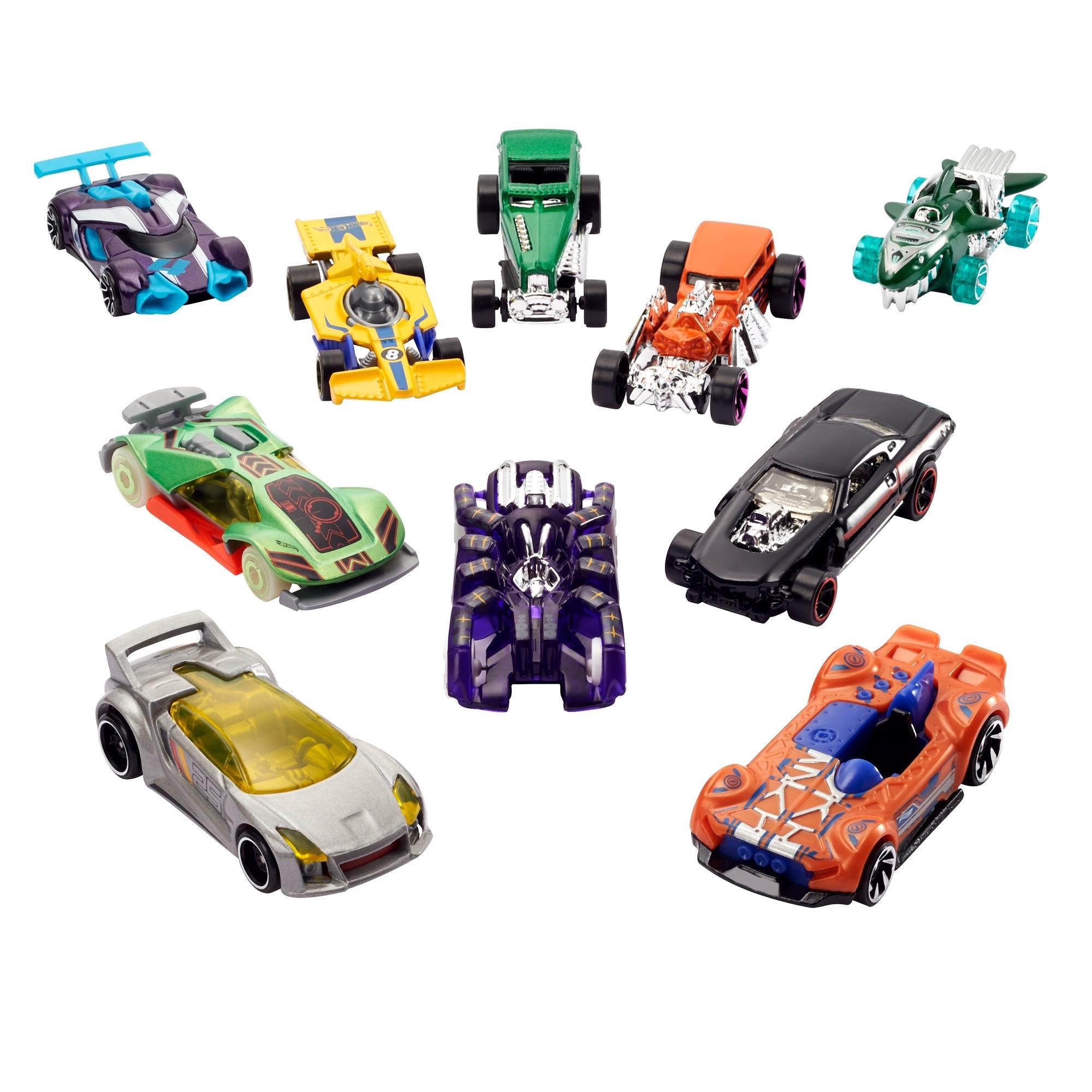 Hot Wheels: Samochodziki nagrody - zestaw motywujący (GWN97)