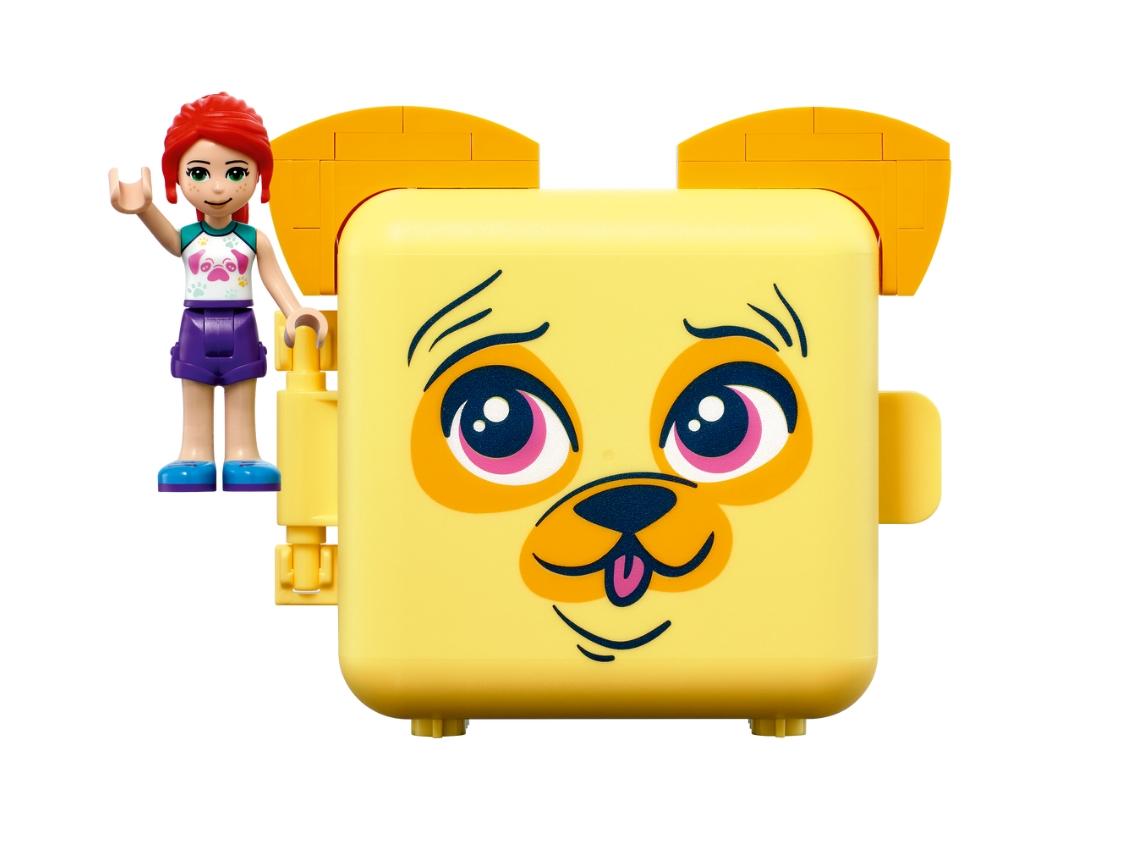 Lego Friends: Kostka Mii z mopsem (41664)