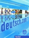 Deutsch com 1 A1 Kursbuch Neuner Gerhard, Kursisa Aneta, Pilypaityte Lina