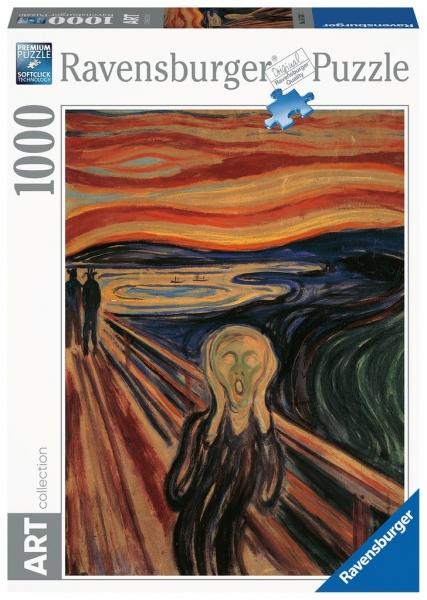 Puzzle 1000: Krzyk (RAP157587)