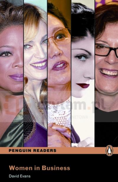 Pen. Women in Business BK/MP3 CD (4) David Evans