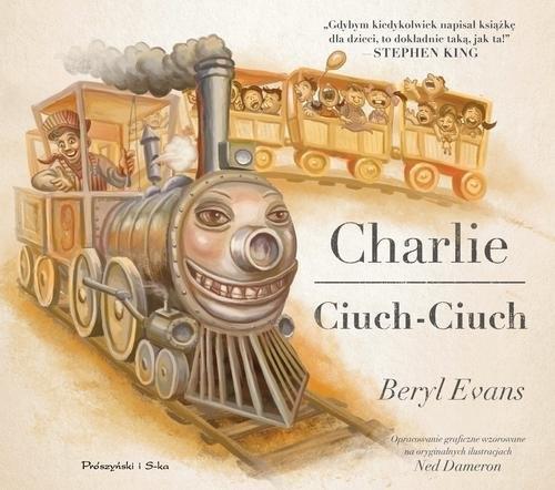 Charlie Ciuch-Ciuch Evans Beryl