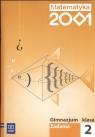 Matematyka 2001 2 Zadania  Bazyluk Anna i inni