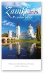 Kalendarz reklamowy 2018 - Zamki i pałace PL RW8