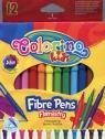 Flamastry Colorino Kids, 12 kolorów (14588PTR)