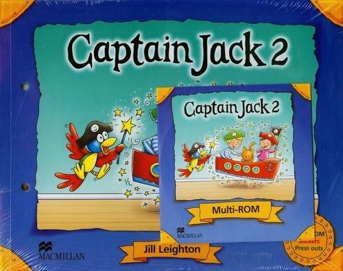 Captain Jack 2 Pupilc Book Pack. Język angielski Jill Leighton