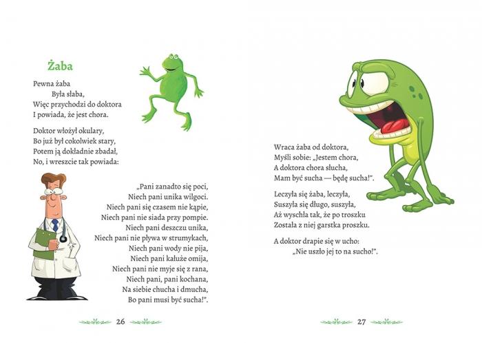 Jan Brzechwa - Najpiękniejsze wiersze dla dzieci Jan Brzechwa