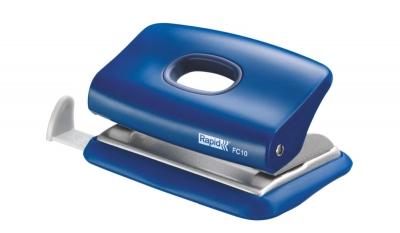 Dziurkacz Rapid Mini FC10 niebieski 10k (23638502)