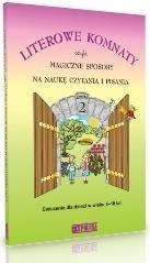 Literowe komnaty czyli magiczne sposoby na naukę pisania i czytania Część 2 Danuta Gmosińska, Violeta Woźniak