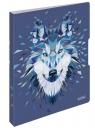 Segregator A4 2,5cm Wild Animals Wolf (50027323)