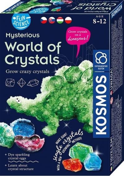 Fun Science Świat kryształów