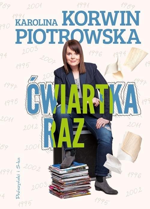 Ćwiartka raz Korwin-Piotrowska Karolina
