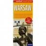 Warszawa 2w1. Przewodnik i mapa wersja anglojęzyczna Praca zbiorowa