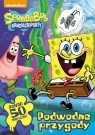 SpongeBob Kanciastoporty Podwodne przygody + naklejki