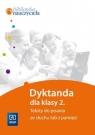 Edukacja wczesnoszkolna Dyktanda kl.2 w.2011 WSIP