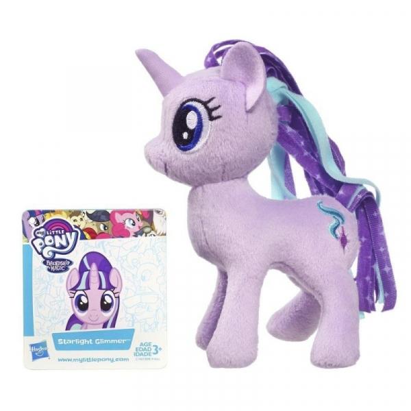 Maskotka My Little Pony Pluszowe Kucyki Starlight Glimmer (B9819/C1067)