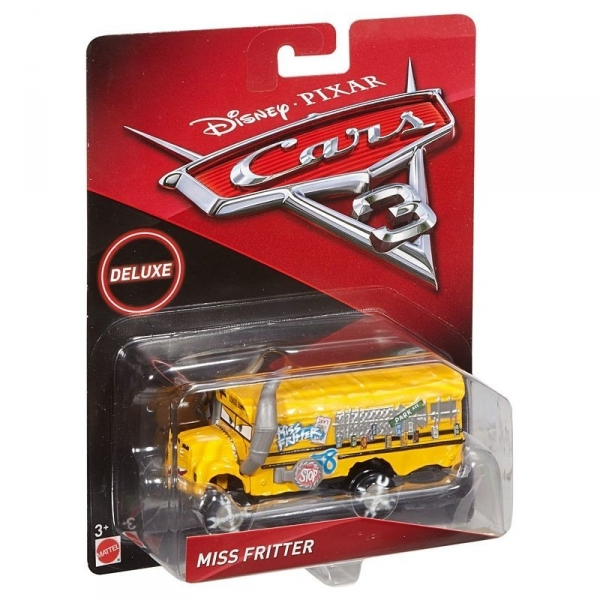 CARS 3 Miss Fritter Delux (DXV90/DXV94)