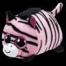 Teeny Tys Pennie - różowa zebra (52158)
