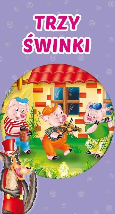 Trzy świnki harmonijka Pruchnicki Krystian
