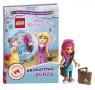 Książka do czytania. Lego Disney. Księżniczka Brokatowa burza Brody Jessica