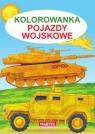 Kolorowanka Pojazdy wojskowe