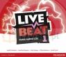 Live Beat GL 1 Class CD's (3) Jonathan Bygrave,Judy Copage, Ingrid Freebairn, Sarah Curtis, Olivia Johnston
