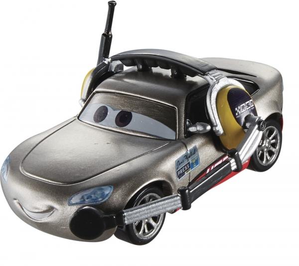 Auta: Samochodzik Shannon Spokes (DXV29/FLM33)