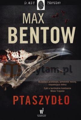 PTASZYDŁO WYD. KIESZONKOWE (Uszkodzona okładka) MAX BENTOW