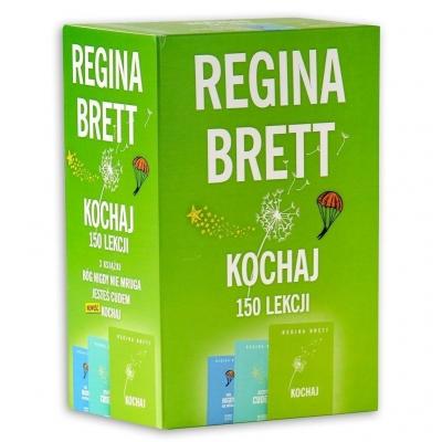 Pakiet: Kochaj 150 lekcji Regina Brett