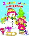 Zimowe zadania dla chłopców  Wiśniewska Anna, Wiśniewski Krzysztof Michał
