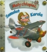 Samolot Karola Mały chłopiec