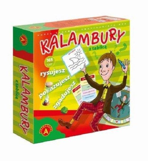 Kalambury z tablicą (0758)