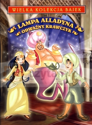 Lampa Alladyna. Odważny Krawczyk Carlo Collodi, Jacob Grimm, Wilhelm Grimm