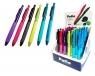 Długopis Vero - Oil Gel niebieski mix