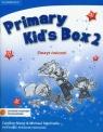Primary Kid's Box 2 Zeszyt ćwiczeń z płytą CD
