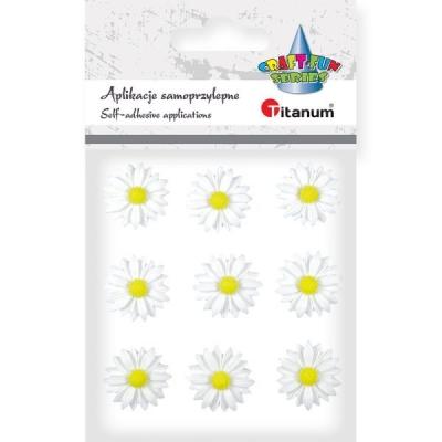 Kwiatki samoprzylepne (18br-51)