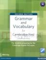 Grammar and Vocabulary for Cambridge First. B2 + Key + DictAccCode Luke Prodromou