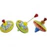 Kolorowy bączek, zabawka dźwiękowa (GOKI-53059)mix