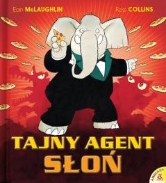 Tajny Agent Słoń McLaughlin Eoin