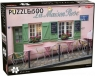 Puzzle 500: Parisian Cafe (55259) Wiek: 8+